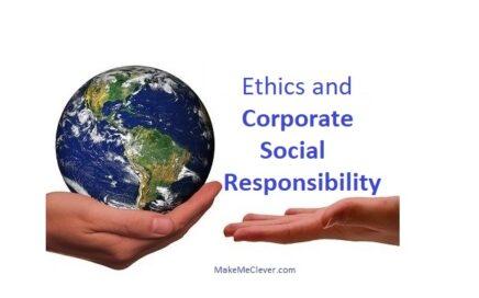 ethics and CSR