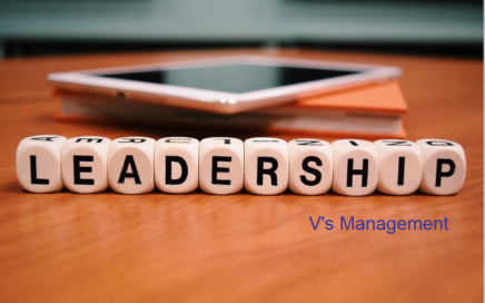 leadership v management