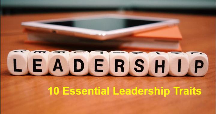 10 leadership traits