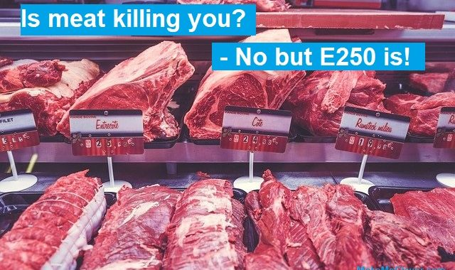 Is meat killing you
